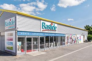 Bastide le Confort Médical Angers devanture magasin enseigne